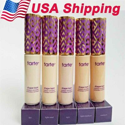 Tarte Shape Tape Contour Concealer - Light/Fair/Light medium/Light sand/Medium
