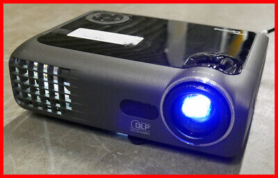 Optoma Dlp Projector Tx330 Texas Instruments - Hdmi Vga S Video Usb - Powers On