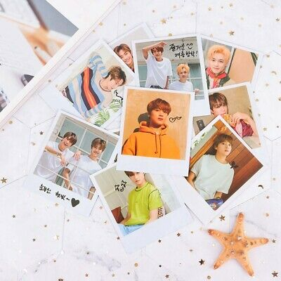 10Pcs NCT EMPATHY OFFICIAL PHOTOCARD REALITY DREAM VER. PHOTO CARD NCT127#UZD