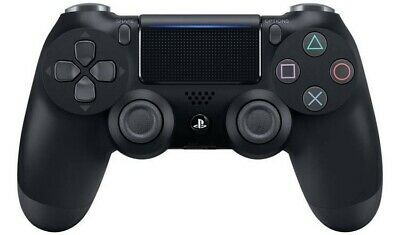 Genuine Sony PS4 Playstation Official DualShock 4 Controller V2 Black