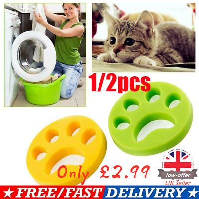 Household Hair Removal Washing Machine Dryer Pet Hair Remover Sticky Hair UK