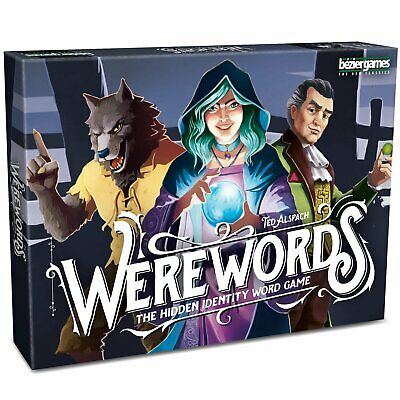 Werewords Card Game NEW