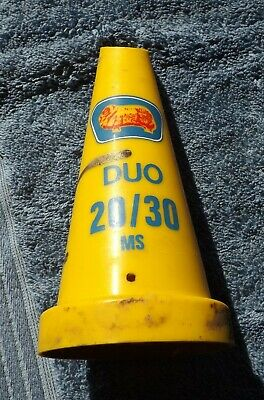 Original Duo Golden Fleece Plastic Oil Bottle Pourer Top 20/30 No Cap
