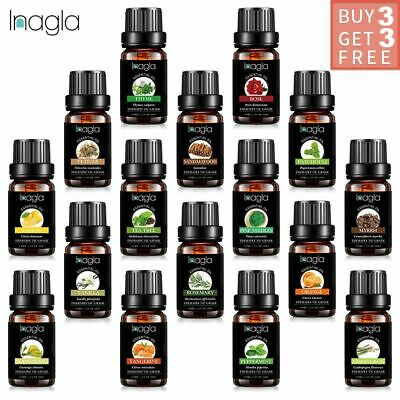Essential Oil 100% Pure Natural Aromatherapy Diffuser Therapeutic Grade Oil US