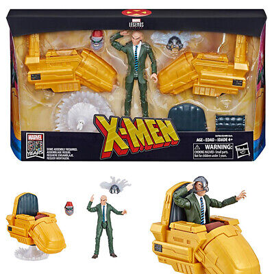 Marvel Legends Ultimate Professor X and Hover Chair from X-Men Marvel Hasbro