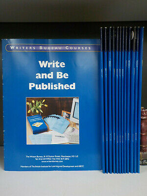 Comprehensive Writing Course - Writers Bureu Courses (2014) - 13 Books (ID:5377)