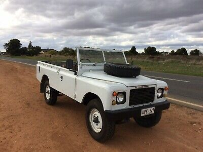 1981 Land Rover Series III Stage 1 V8 4x4 Utility