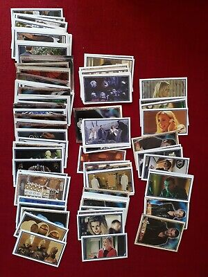 Dr Who Merlin Stickers Job Lot Over 100 Stickers