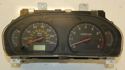 Mitsubishi Space Wagon 1998-2004 Speedo Clock Mr381546