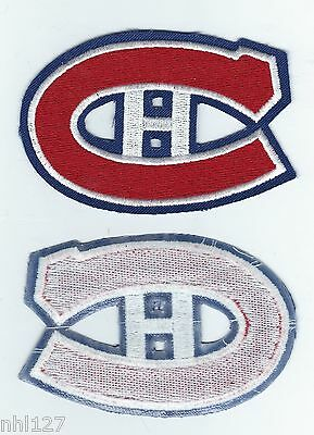 MONTREAL CANADIENS Team Logo Licensed Sew On Jersey Patch NHL All Star Game