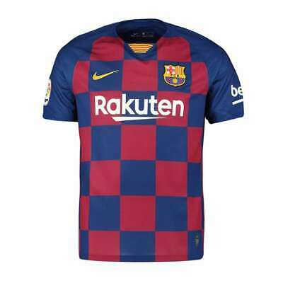 Barcelona Home Soccer Shirt Football Jersey 2019/20 - Men