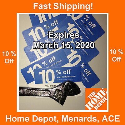 HOME DEPOT: $75 Back / Off - In-Store Credit Card Discount [4/30/18