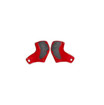 Sidi Crossfire Calf Deflectors Mens Boots Motocross Boot Spares - Red One Size