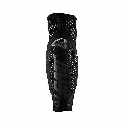 Leatt 3df 5.0 Mx Motocross And Enduro Mens Body Armour Elbow Pads - Black