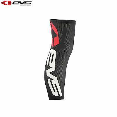 Evs Protection Adult Brace Sleeves Mens Body Armour Knee - Black All Sizes
