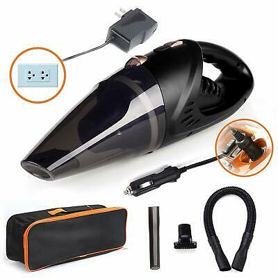 Gng 2003 Handheld Vacuum Cleaner–12V Portable Cordless Vacuum With Car  Wall Re