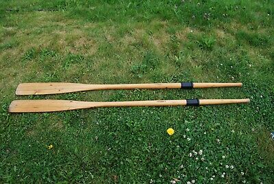 Boat Oars Finish Made 1.76 Metres