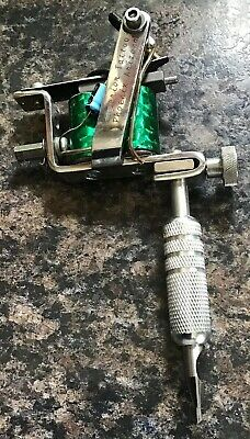 """Soft Touch"" Tattoo Machine By Superior Collectible Vintage"