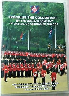 TROOPING THE COLOUR 2019 Offical Programme - £8 50 | PicClick UK