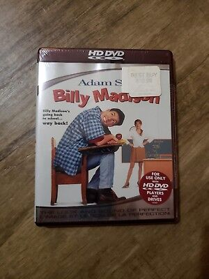 HD DVD Billy Madison, NEW in Package