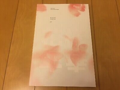 BTS HYYH PT.1 [The Mood For Love Pink] 3rd Mini Album, No Photocard /NEW/+Gift