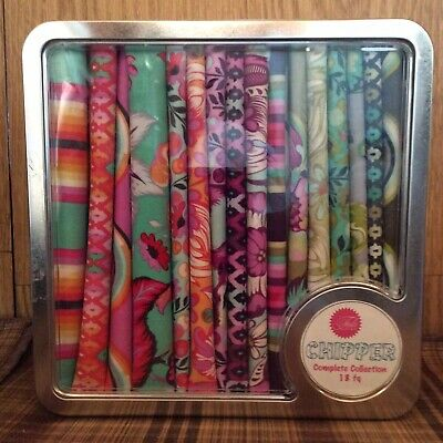 The Complete Tula Pink Chipper Collection