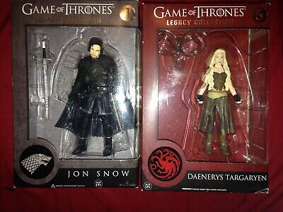 Funko Legacy Collection Game Of Thrones Jon Snow 1 Legacy Daenerys Targaryen 5