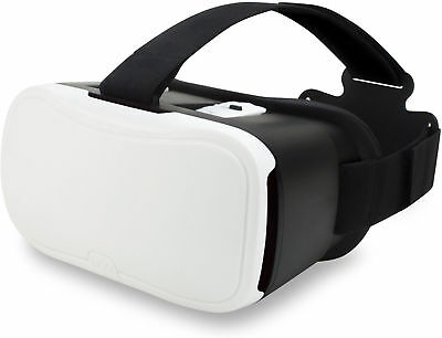 ONN VR Smartphone Headset Samsung iphone up to 6in.  Virtual Reality, New