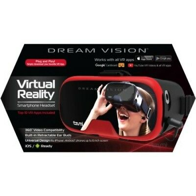 Dream Vision Mobile VR Headset