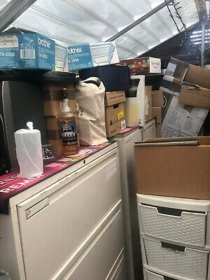 Carboot Joblot Clearance Boxes  With Items Clothes Cables Toys Books Electronics