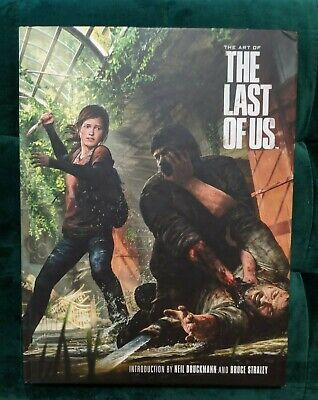 The Art of the Last of Us by Naughty Dog - Hardcover (2013)