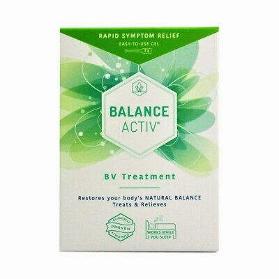 Balance Active Bv Vaginal Gel 7X5ml