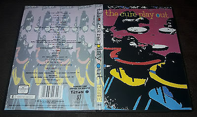 The Cure - Play out DVD Special Fan Edition