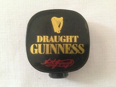 Guinness Draught Beer Tap Top