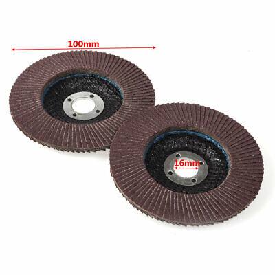 Sanding Wheels Replacement Parts 10Pcs Flap Grinding Useful Accessories