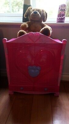 Build A Bear Wardrobe & Clothes Bundle Outfits x 7 shoes 5X Pairs and a bear