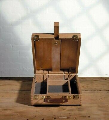 Windsor And newton MEDWAY table Box artist Easel