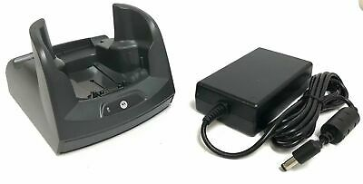 Motorola CRD7X00-1000RR Single Slot USB/Serial Cradle and Power Supply