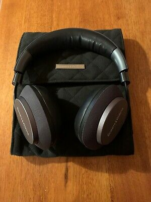 Bowers & Wilkins PX Bluetooth Wireless Noise Cancelling Headphones - Space Grey