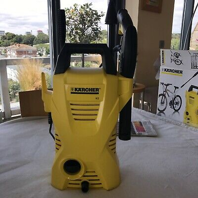 Karcher 16731220 K2 Compact Pressure Washer - Yellow