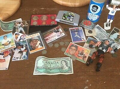 Junk Drawer Lot Of Collectibles #3 Cool Stuff!!(will Take A Reasonable Offer)