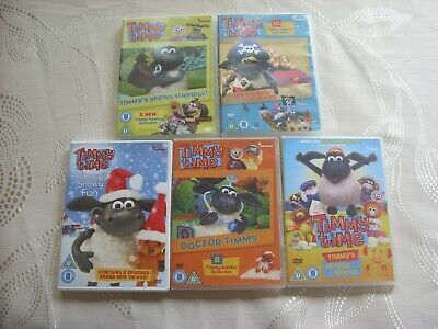 New Timmy Time TT01 Bumper Sticker Colouring Book Childrens Accessory Pack