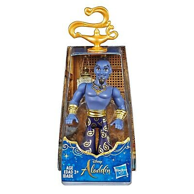 "Disney Aladdin Live Action Movie Genie 4.5"" Action Figure 2019 WILL SMITH HASBRO"