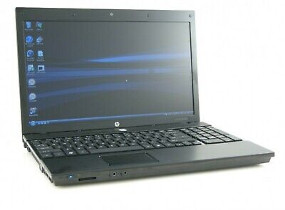 "HP ProBook 4510s 15.6"" Laptop - Windows10,Intel,320Gb,4Gb,HDMI,Webcam,DVD,BT"