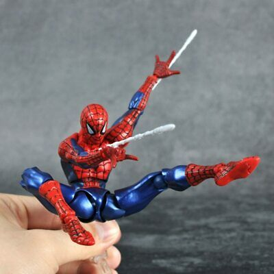 """Spider-Man Homecoming Spiderman PVC Action Figure Collectible Model 6.3"""""""