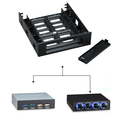 2.5inch/3.5inch To 5.5inch SSD HDD Mount Bracket Optical Hard Drive Drive Bay