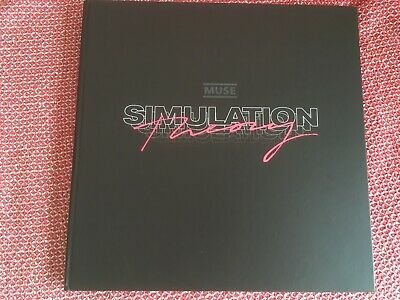 2vinyl+2CD - Muse – Simulation Theory - Deluxe Edition - Box Set