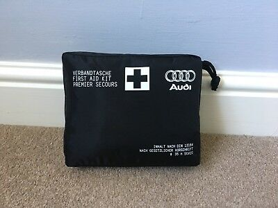 Genuine OEM Audi First Aid Kit 8W0 860 282B A1 A2 A3 A4 A5 A6 A7 A8 Q3 Q5 Q7