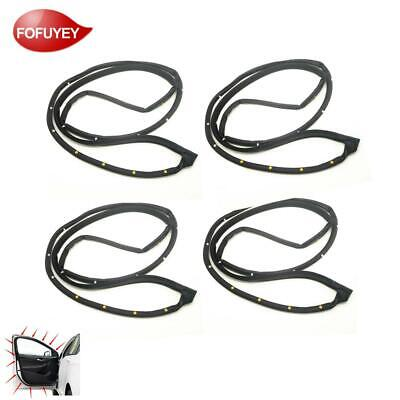 Precision Parts Weatherstrip Seal New Coupe Sedan For Honda WFT F2817