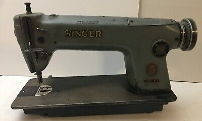 Vintage Industrial Singer Sewing Machine Model 251-6 Commercial Leather